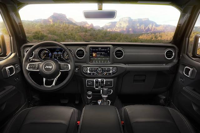 Novo Jeep Wrangler Rubicon 2019 - Brasil
