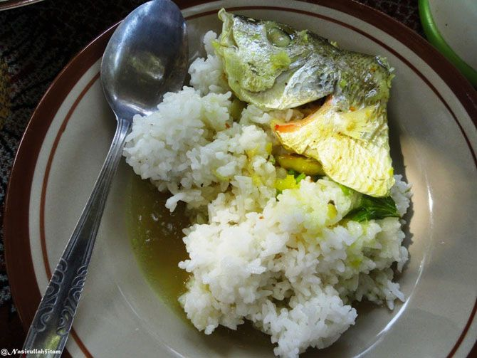 Ikan Pindang Serani menggugah nafsu makan