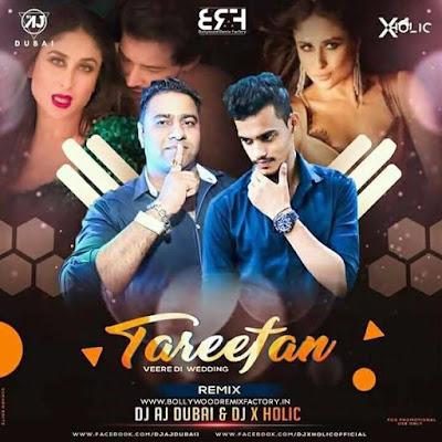 TAREEFAN (Moombahton Mix)- DJ AJ DUBAI & DJ XHOLIC