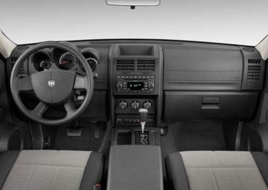 2017 Dodge Nitro Reliability