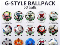 PES 2017 Ball Pack Beta Version dari G-Style