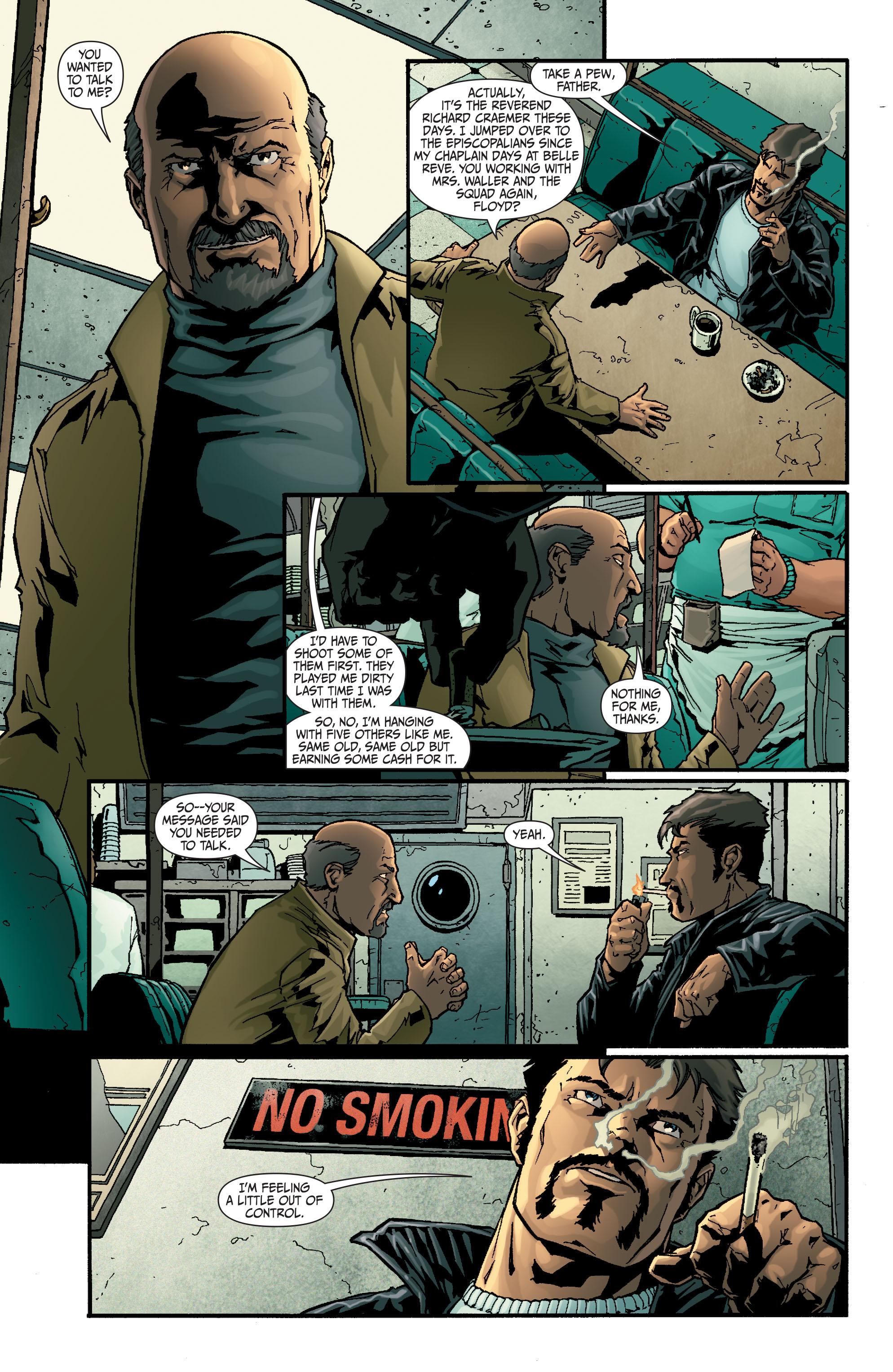 Read online Secret Six (2008) comic -  Issue #15 - 4
