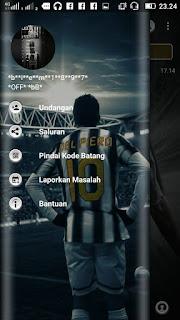 BBM Mod Juventus v3.3.1.24 Update Terbaru Download Gratis