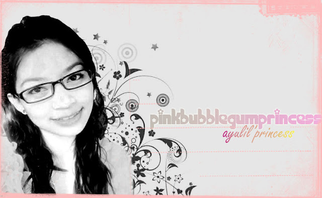 cute pink header for blog