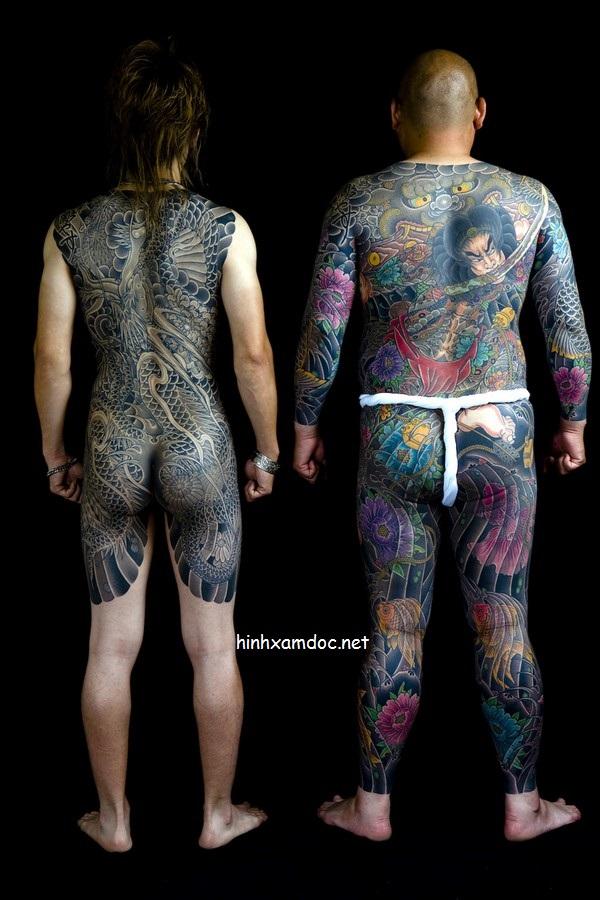 Yakuza Full Body Tattoo 32 kiểu xăm đẹp ...