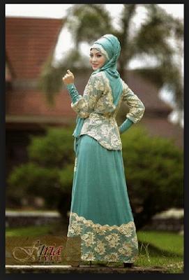 foto-gamis-muslim-brokat