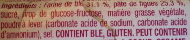 Figolu Original - Figolu - LU - Mondelez - Dessert - Snack - Figue - Fig - Ancien Figolu