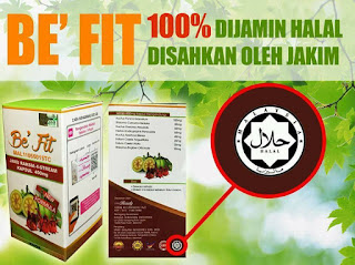 BE FIT EKSTRAK GARCINIA CAMBOGIA