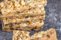 Healthy Granola Cookie Dough Bars