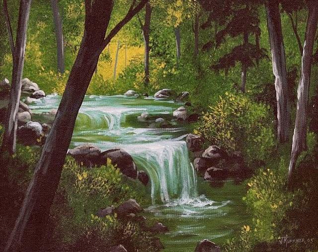 Понять красоту пейзажей. Jessica Kuffner