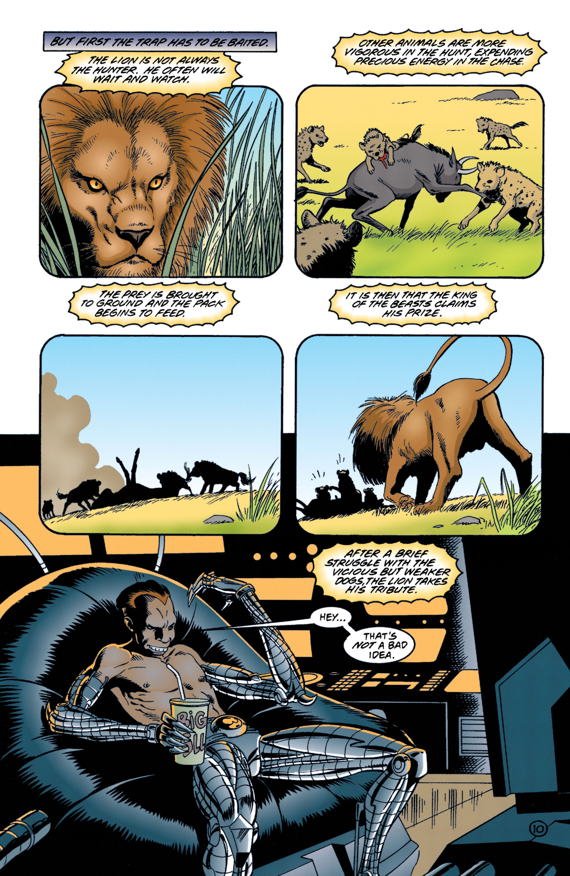 Detective Comics (1937) 717 Page 9