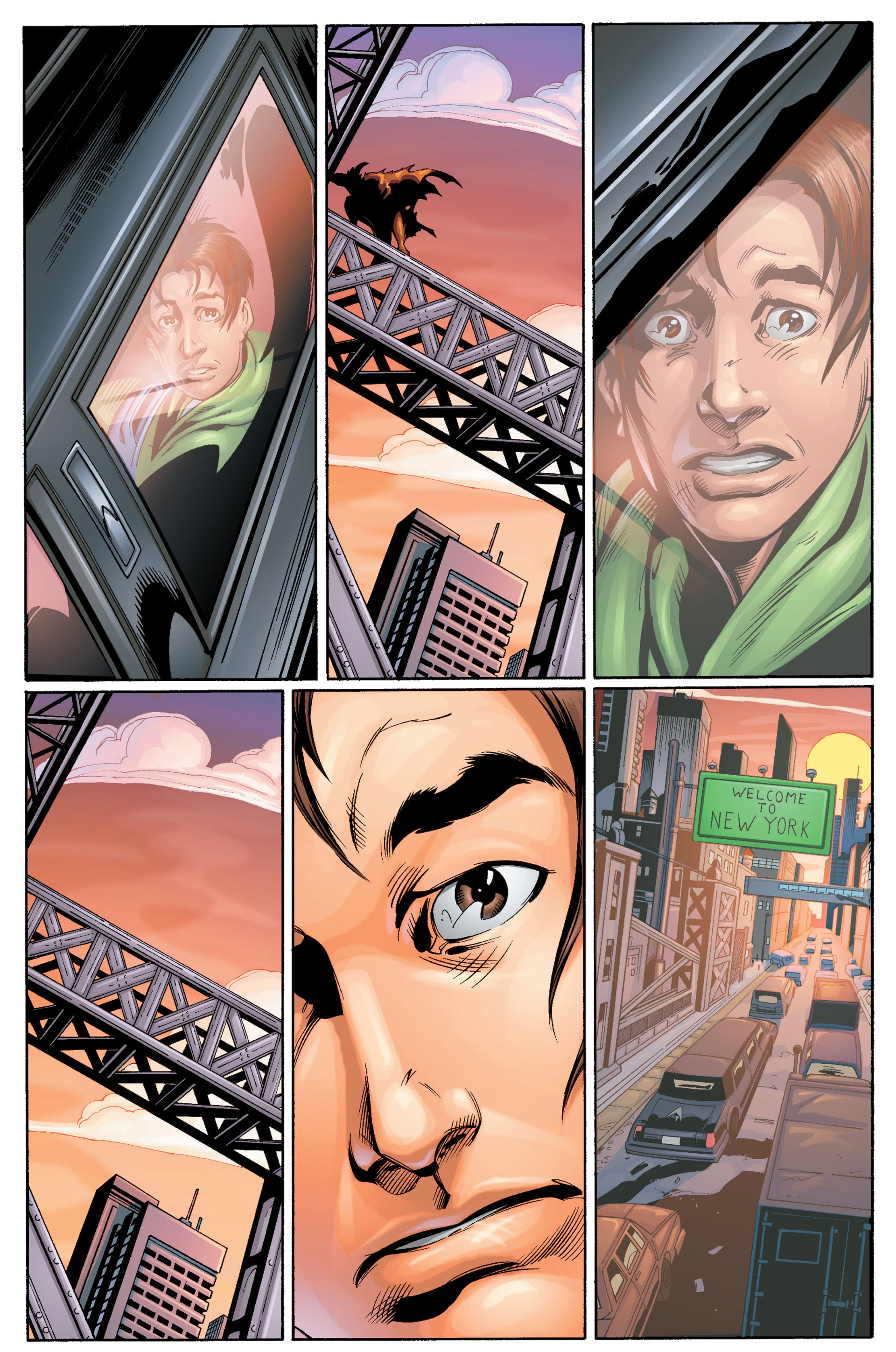 Read online Ultimate Spider-Man (2000) comic -  Issue #22 - 28