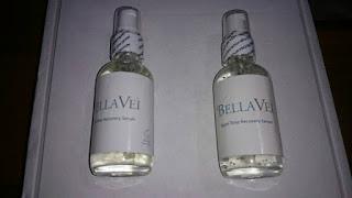 Bellavei night time recovery serum asli