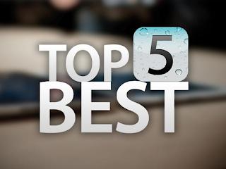 top 5 smartphone 2017