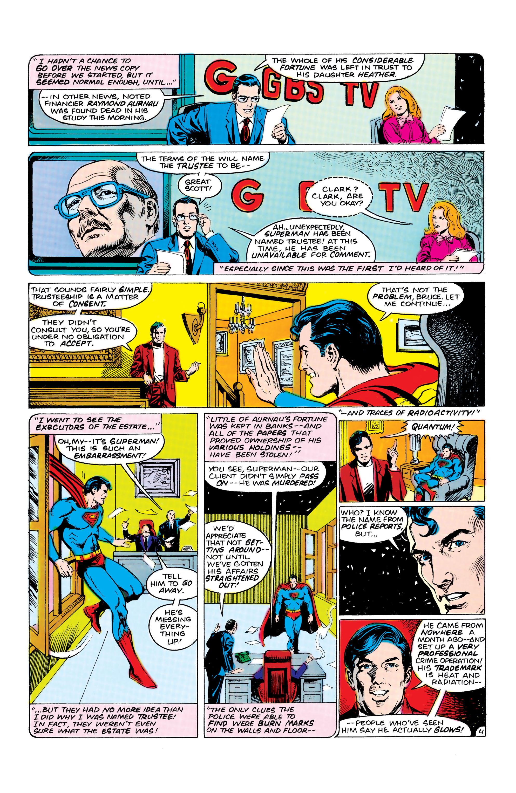 Read online World's Finest Comics comic -  Issue #309 - 5