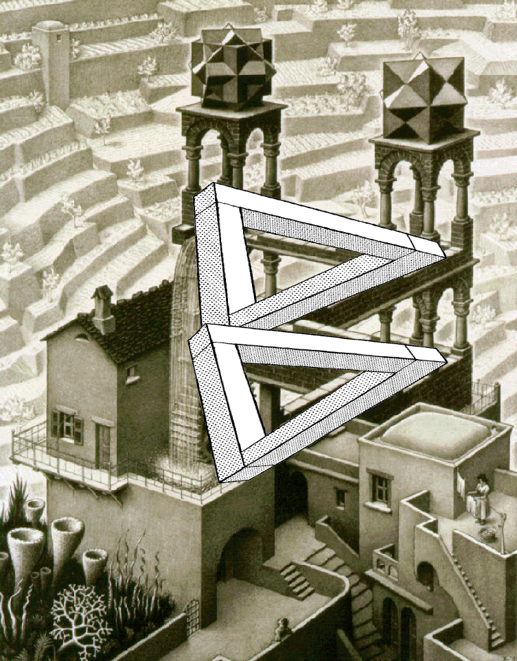escher waterfall Waterfall by mc escher massive range of art prints, posters & canvases quality uk framing & 100% money back guarantee.