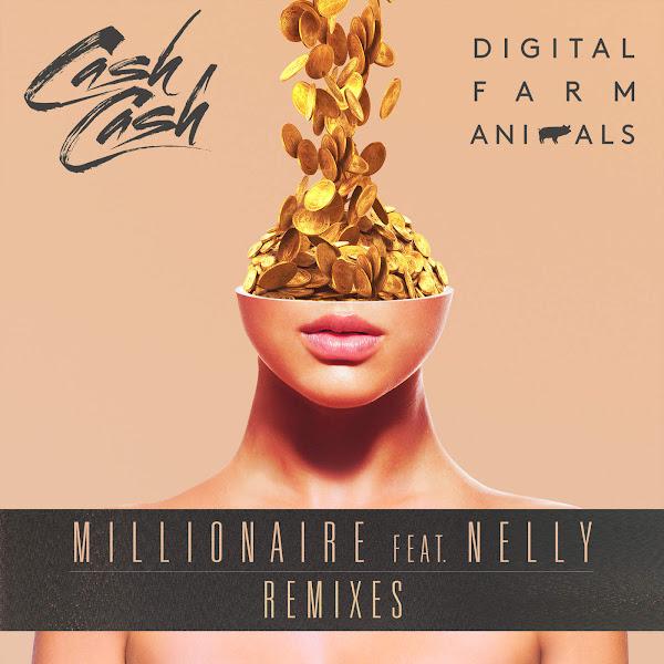 Digital Farm Animals - Millionaire (feat. Nelly) [Remixes] Cover