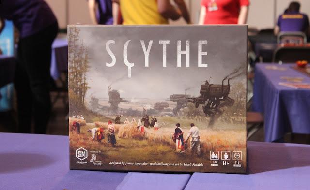 Scythe box art