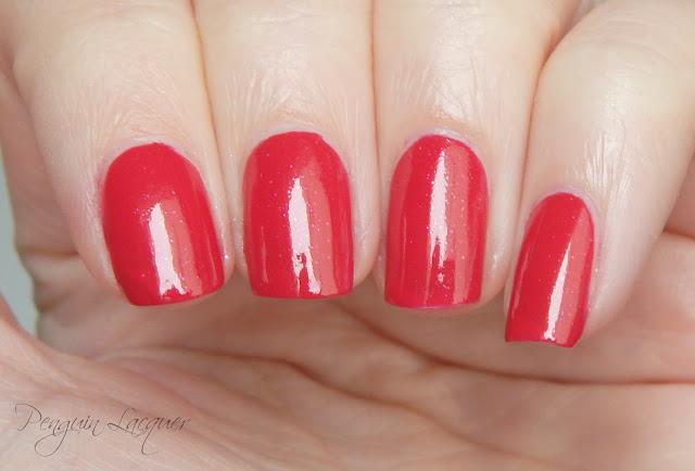primark ps love nail polish pink nah