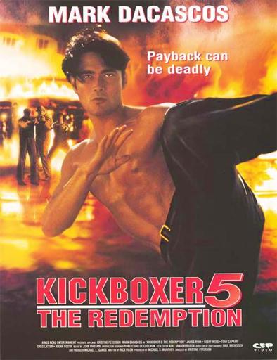 Ver Kickboxer 5: Revancha (1995) Online