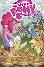 My Little Pony Paperback #8 Comic Cover A Variant