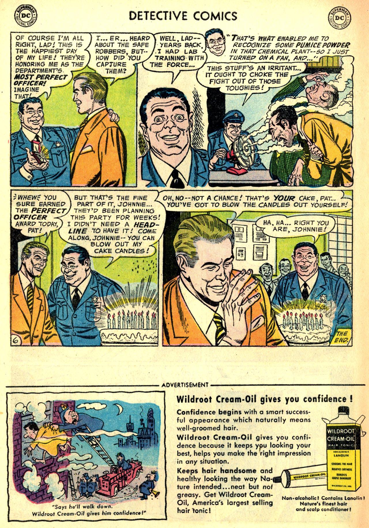 Read online Detective Comics (1937) comic -  Issue #240 - 31