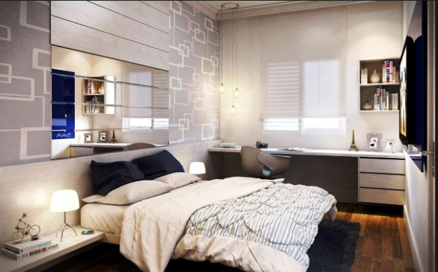 15 Inspirasi Desain Kamar Tidur Minimalis Modern Terbaru 4