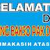 Banner Warung Bakso Pak Dhe & Bu Dhe Minah