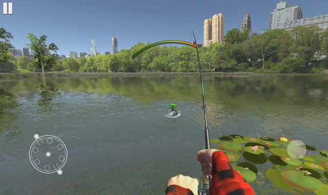 Ultimate Fishing Simulator Mod Apk