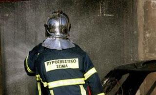 Επίδομα παραμεθορίου 100 ευρώ σε πυροσβέστες της Λέσβου