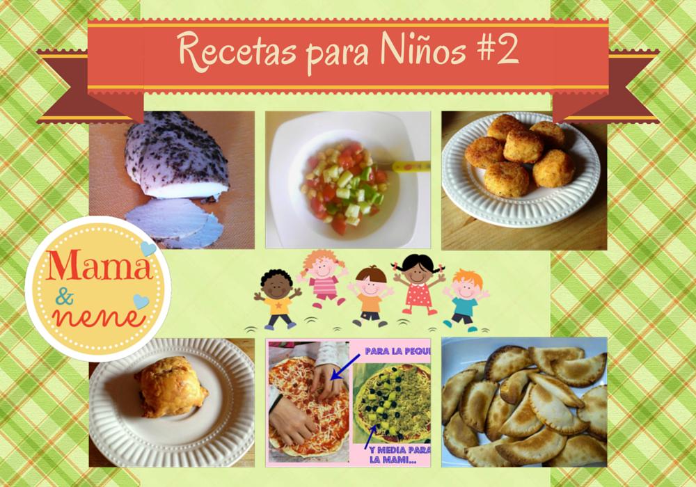 RECETAS-NIÑOS