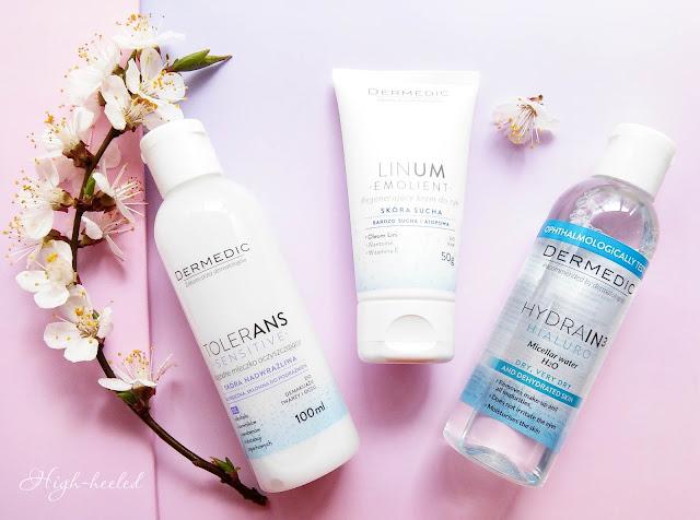Три популярных продукта от косметического бренда Dermedic