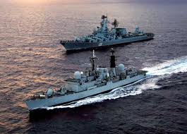 RUSSIAN FLEET MAY CONTAIN TWO AIRCRAFT CARRIERS; 1