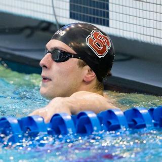 NC State swimmer Ryan Held