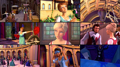 Barbie and the Three Musketeers (2009) Dual Audio [Hindi-English] [720p] HD 3