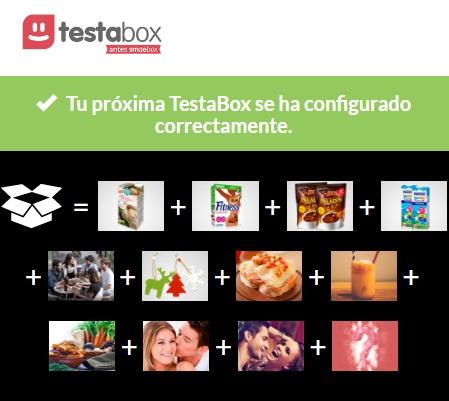 TestaBox selección noviembre 2016: mi selección