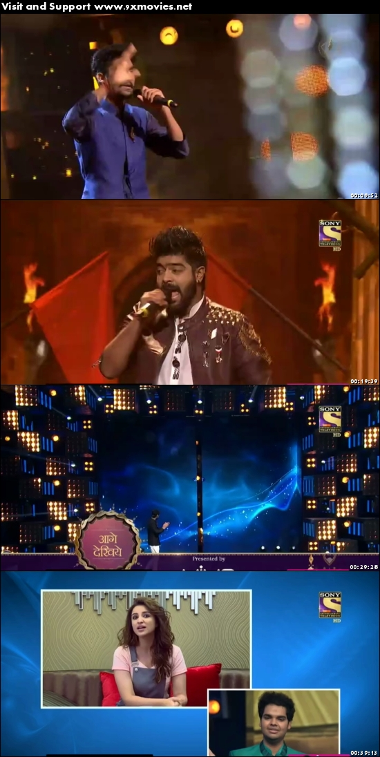 Indian Idol 26 March 2017 HDTV 480p