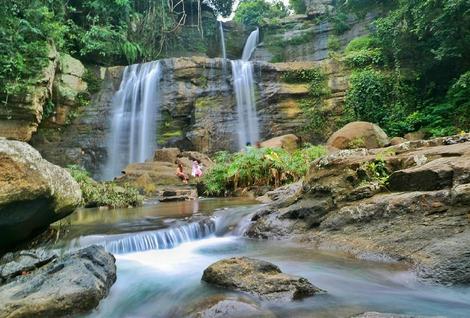 tempat wisata coban nirwana malang
