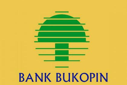 Lowongan Kerja Terbaru Penerimaan Karyawan Bank Bukopin Tersedia 4 Posisi Jabatan