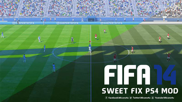 Fifa 14 Graphic Ps4 Converted From Fifa 17 To Fifa 14 Pc Micano4u Full Version Compressed Free Download Pc Games