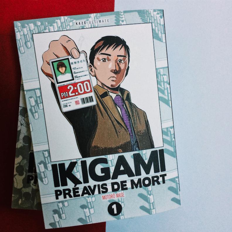 IKIGAMI Préavis de Mort - MOTORO MASE