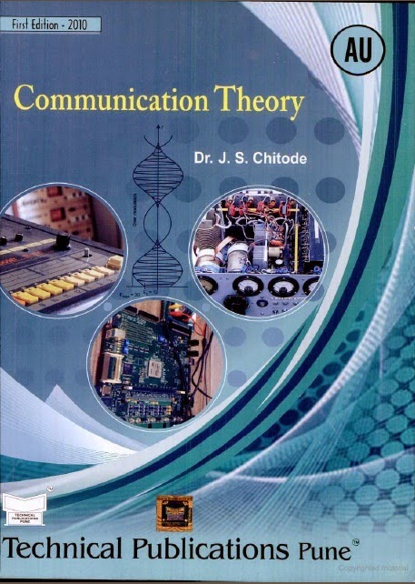 Communication Theory By Bakshi Pdf