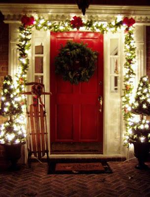 Dekorasi Natal Unik.
