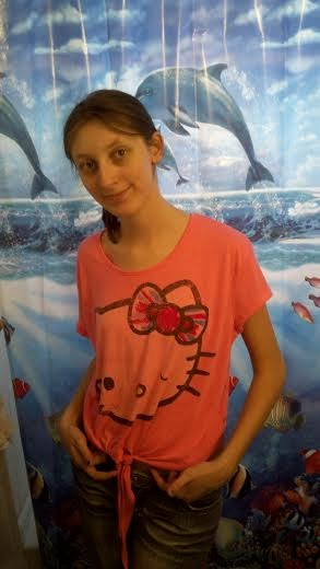 3f4e1943 http://www.vinted.com/women/tops-and-t-shirts/1626223-lime-green-love-shirt.  Hello Kitty ...