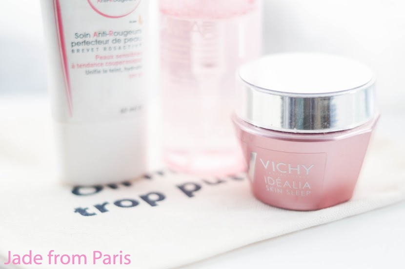 avis idealia skin sleep vichy
