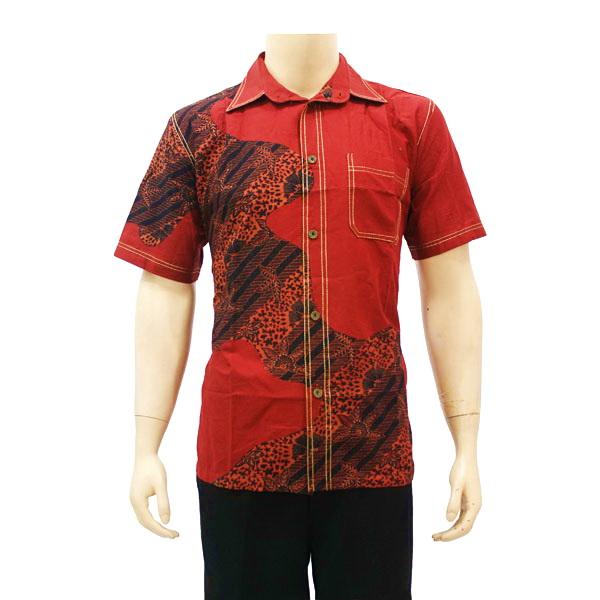 Gambar Model Batik Pria Terbaru: Pakaian Baju: Model Pakaian Kemeja Batik Pria Terbaru