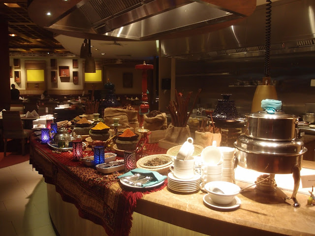casserole semi buffet