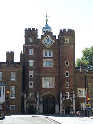 St James's Palace, London (2012)