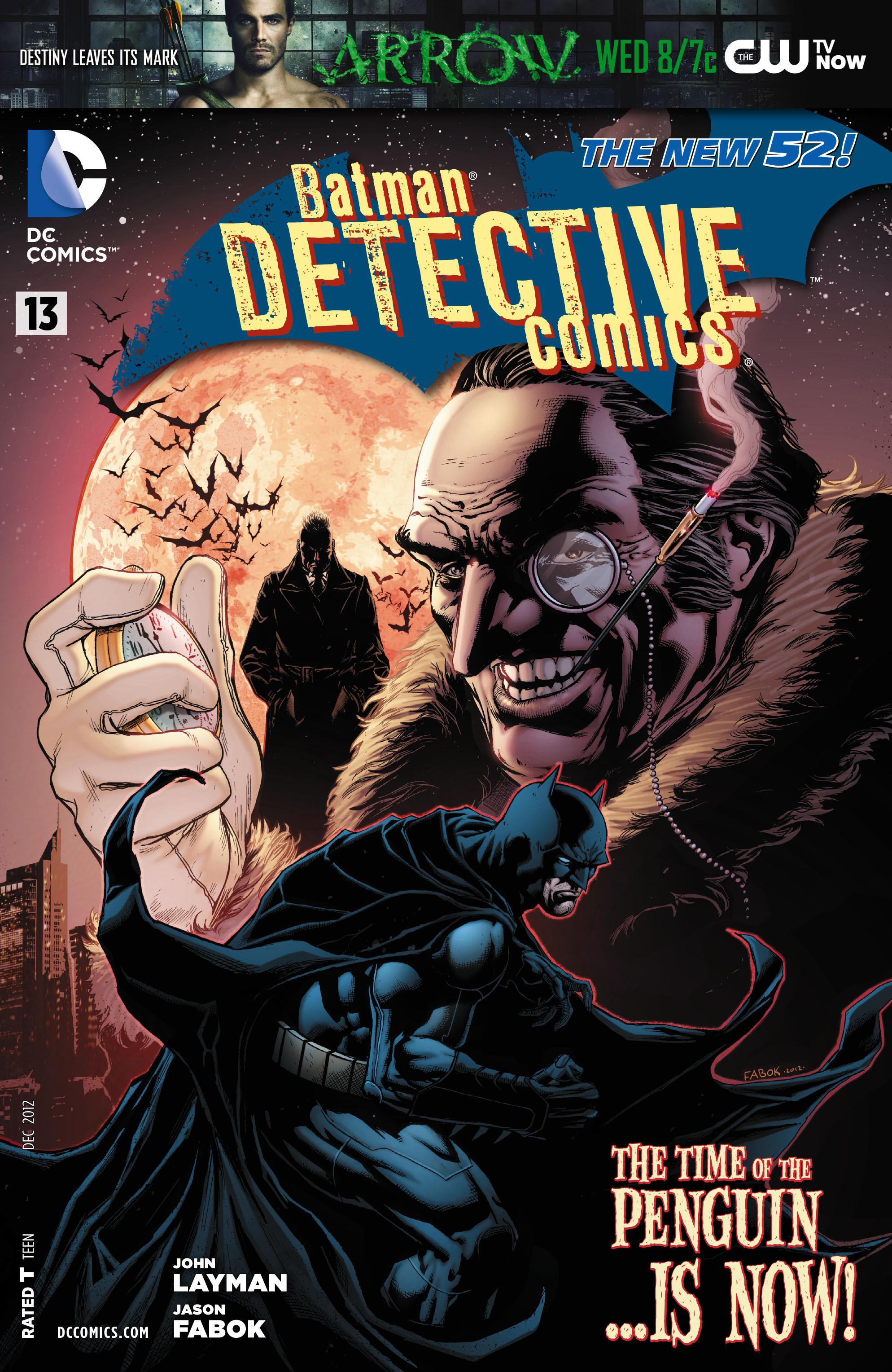 Detective Comics (2011) 13 Page 1