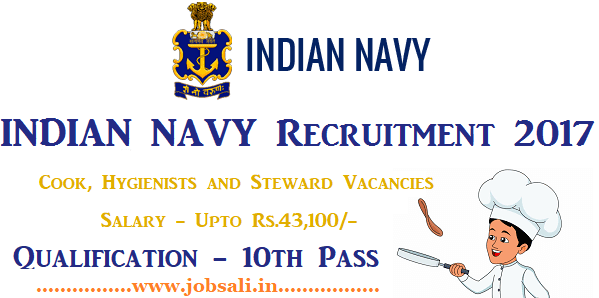 indian navy courses after 10th , indian navy jobs after 10th, central government jobs 2017